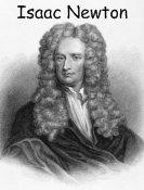 Isaac Newton's Birthday January 4, 1643