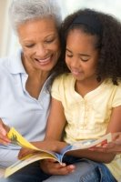 September Writing Prompts Grandparents Day