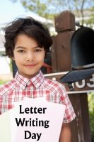 Letter Writing Day December 7