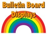 Go To Spring Bulletin Board Displays Page