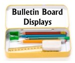 Go To Back To School Bulletin Board Displays Page