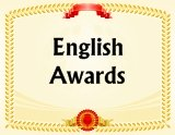 Go To English Award Certificates Page