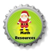Go To Christmas and Winter Math Teaching Resources Page