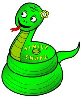 Simile Poem Snake Poetry Templates