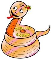 Simile Lesson Plans Orange Snake