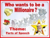 Christmas Parts of Speech Powerpoint Lesson Plan