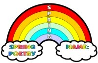 Spring Poetry Lesson Plans For Acrostic Poems