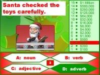 Christmas Grammar Nouns, Verbs, Adjectives, Adverbs Powerpoint Presentation