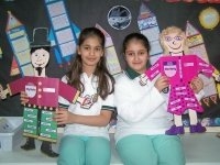 Fun Roald Dahl Main Characters Body Book Report Projects
