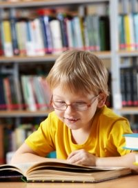 Learning Fry's Instant Sight Words Elementary Boy Student
