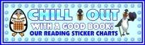 Penguin Sticker Chart Templates