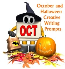 Halloween and October Writing Prompts and Journal Ideas for Elementary School Students