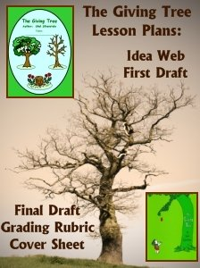 The Giving Tree Creative Writing Worksheets and Lesson Plans For Teachers