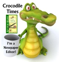 Roald Dahl Newspaper Book Report Projects for The Enormous Crocodile
