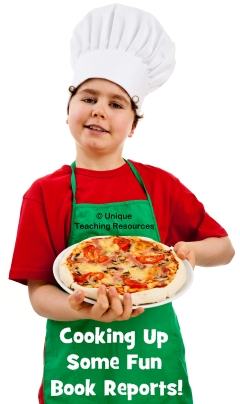 pizza book report