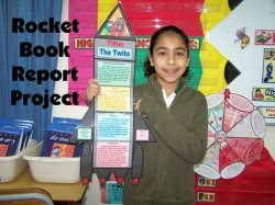 Book Report Project Ideas and Examples for Elementary School Teachers