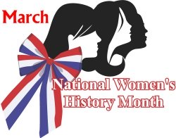 National Women's History Month March