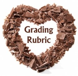 Grading Rubric For Charlie and the Chocolate Factory Project