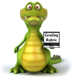 Enormous Crocodile Roald Dahl Creative Writing Project Grading Rubric