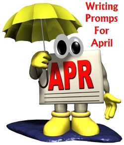 Spring and April Writing Prompts and Journal Ideas for Elementary School Students