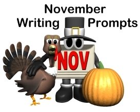 November Creative Writing Prompts For Elementary School Students