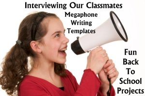 Back To School Fun Creative Writing Projects For Elementary Students