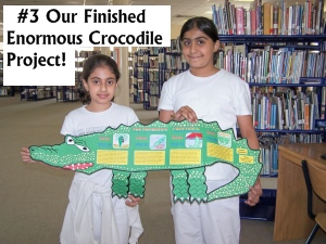 The Enormous Crocodile Author Roald Dahl Lesson Plans and Ideas for Fun Group Projects