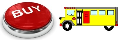 Buy Back To School Bus Templates Now