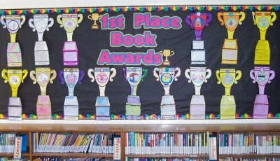 Favorite Book of the Year Book Report Projects Ideas and Examples