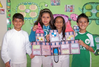 Cooperative Group Projects Ideas For Students Castle Example