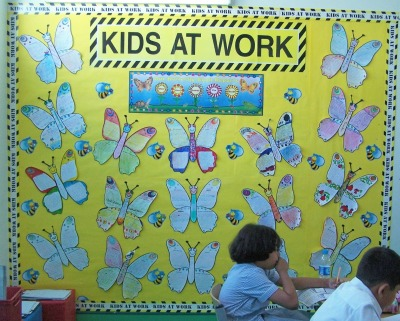 Butterfly Writing Templates for Book Report Projects
