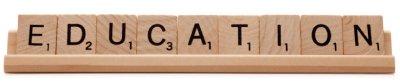 Spelling Lesson Plans Scrabble Letters