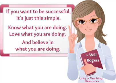 Quote About Education and Success - Will Rodgers