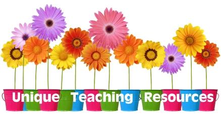 Unique Teaching Resources Flowers