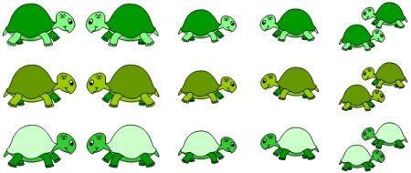 Spring Turtle Bulletin Board Display Examples and Ideas