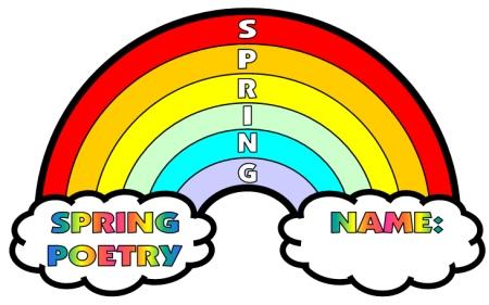 Spring Poems and Poetry Printable Worksheets