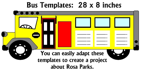 Rosa Parks Lesson Plans and Project Templates
