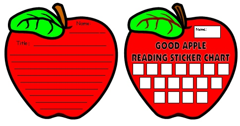 Johnny Appleseed Apple Lesson Plans Worksheets, Templates, and Sticker Charts
