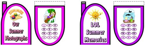 Phone Templates for Elementary School Students