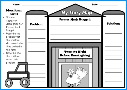 twas the night before thanksgiving lesson plans and activities author dav pilkey. Black Bedroom Furniture Sets. Home Design Ideas