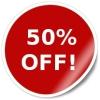 Heidi's 50% Off Sale!