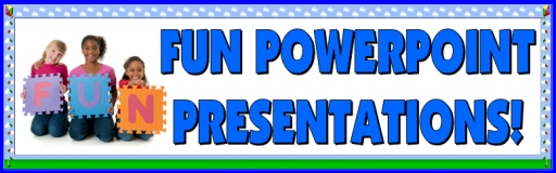 Funny Powerpoint Lesson Plans for Elementary School Teachers and Students