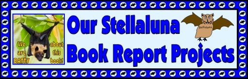 Stellaluna Lesson Plans Free Bulletin Board Display Banner For Teachers Author Janell Cannon