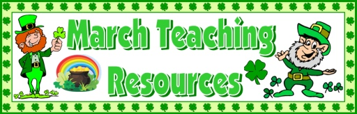 St. Partick's Day Teaching Resources