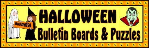 Halloween Bulletin Board Displays