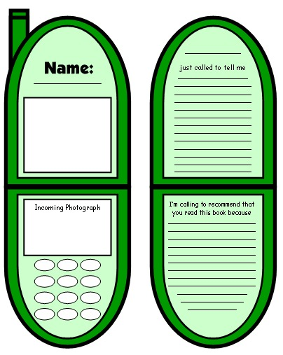 Alexander Graham Bell and Phone Book Report Project Templates
