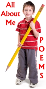 All About Me Poems Lesson Plans, Worksheets, and Templates