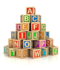 A to Z Blocks