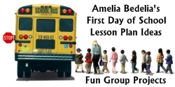 Amelia Bedelia Lesson Plans, Ideas, and Teaching Resources