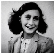 June Writing Prompts Anne Frank Birthday June 12, 1929